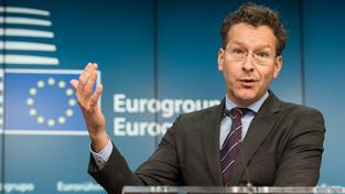 Nizozemský ministr financi Jeroen Dijsselbloem