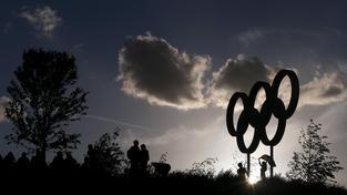 Olympijský park v Londýně