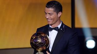 Loňské prvenství v anketě obhajuje Cristiano Ronaldo