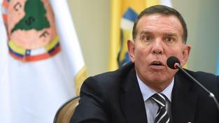 Jedním ze zatčených je předseda jihoamerické fotbalové konfederace Juan Ángel Napout