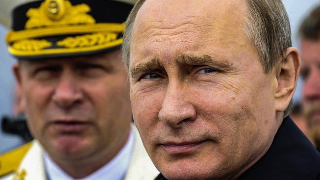 Vladimir Putin varuje Turecko