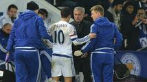 Fotbalová sabotáž? Hazard měl předstírat zranění, aby bojkotoval Mourinhovu snahu
