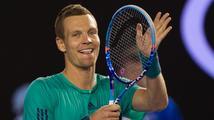 Berdych si pošesté za sebou zahraje ve čtvrtfinále Australian Open