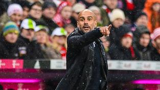 Pep Guardiola podepsal tříletou smlouvu s Manchesterem City
