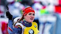 Soukalová si v Canmore dojela pro bronz a stále vládne Světovému poháru