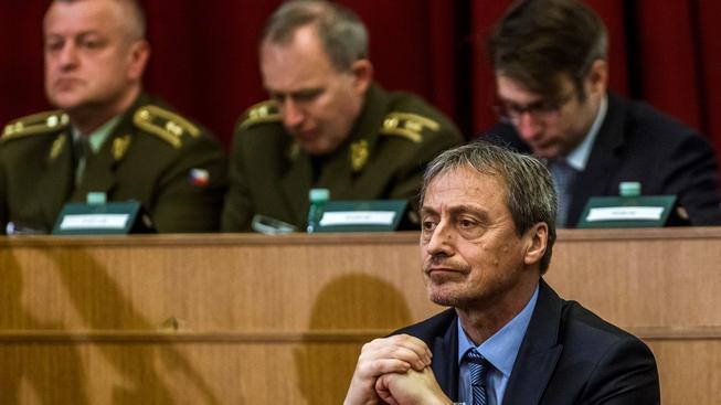 Ministr obrany Martin Stropnický