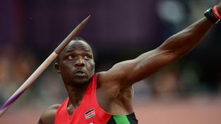 O olympijské hry by mohl přijít i oštěpař Julius Yego