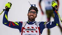 Smíšená štafeta biatlonistů na nejlepší nestačila, zlato míří do Francie