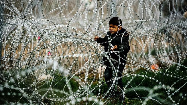 O uprchlících se jen jedná, s žádným řešením ale nikdo nepřišel