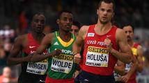 Další medaile! Holuša skvělým finišem vybojoval stříbro na patnáctistovce