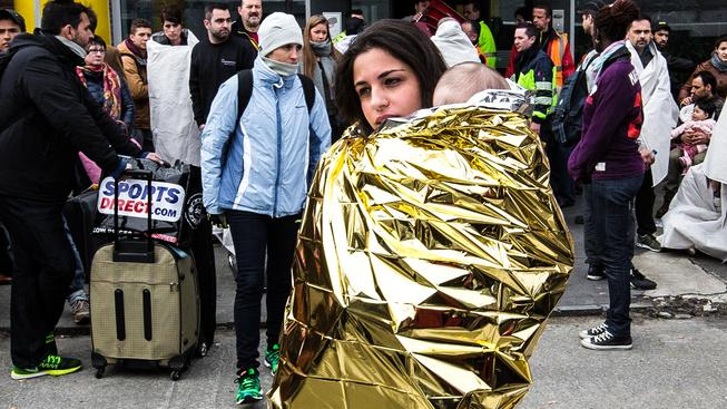Co dělat, když se jako turista připletete k teroristickému útoku?