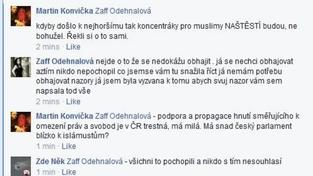 Konvička na FB_1