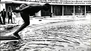 Ugandský prezident Idi Amin, o jehož životě vznikl i film Poslední skotský král, byl úspěšný sportovec