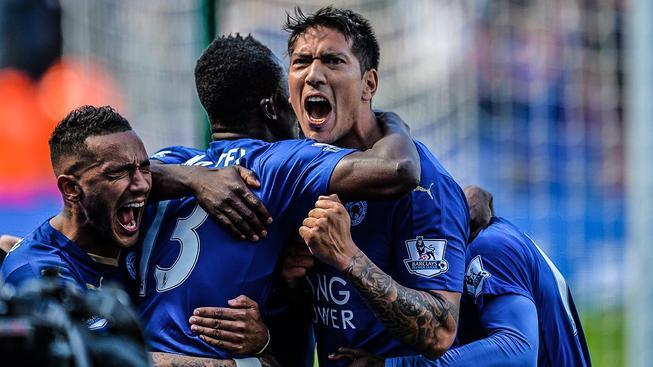Leicester prohrál v letošní sezoně anglické ligy pouze tři střetnutí