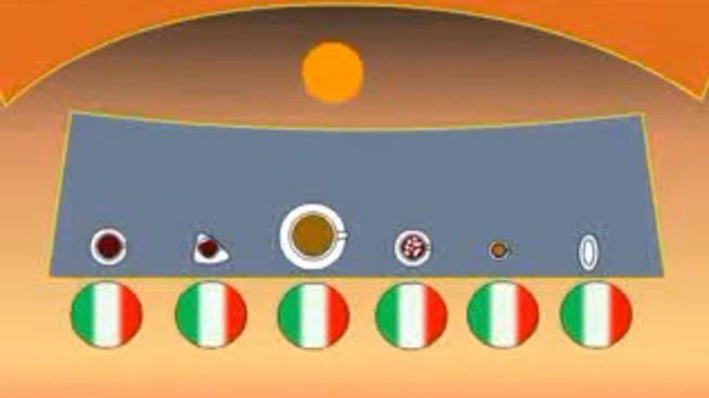 Káva v podání Italů