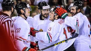 Maďarští hokejisté jsou největšími outsidery turnaje