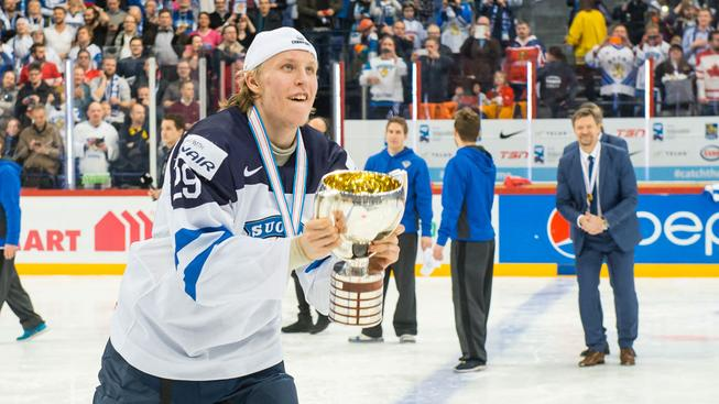 Patrik Laine, MS do 20 let