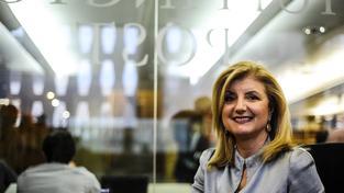 Američanka řeckého původu Arianna Huffingtonová dostala (téměř) vždy to, co si umanula