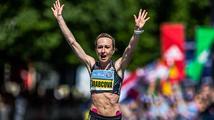 Vrabcová-Nývltová splnila olympijský limit. Jen těsně zaostala za českým rekordem