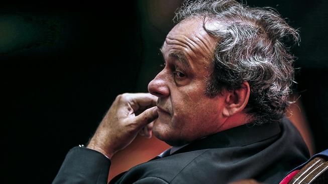 Michel Platini byl v čele UEFA od roku 2007