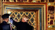 Zeman zval evropskou šlechtu na oslavy Karla IV. Z původních velkých plánů mnoho nezbylo