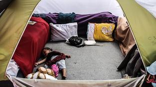Kontrolovat porodnost v uprchlických táborech lze stěží