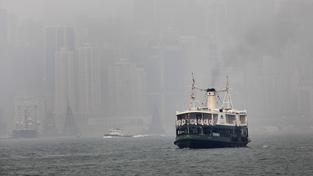 Čínské metropole se utápí ve smogu