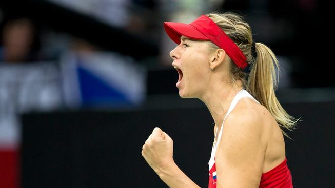 Maria Šarapovová nechybí v ruské nominaci na olympijské hry