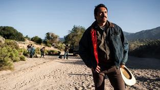 Záběr ze snímku Za lepší život, který vypráví o ilegálních přistěhovalcích. Ilustrační foto