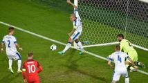 Senzace: 'Bales' vyhrál skupinu, Slováci v křečích uhájili remízu s Anglií a asi i postup!