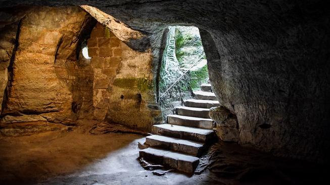 Skalní hrad Valdštejn v Českém ráji