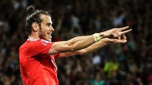 Gareth Bale, jedna z nejvýraznějších postav Eura