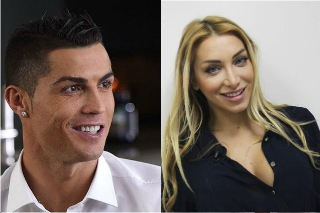Cristiano Ronaldo, Elisa de Panicisová