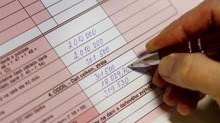 Finanční správa bude mít větší pravomoci ověřit údaje v daňovém přiznání (Ilustrační snímek)