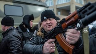 Evropská unie prodloužila Rusku hospodářské sankce, týkají se i zbraní (ilustrační snímek)