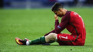Cristiano Ronaldo ví, že je zle