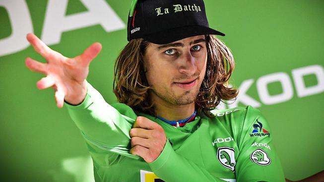 Sagan se už pro miliony natahovat nemusí. V příští sezóně bude nejlépe placeným cyklistou světa
