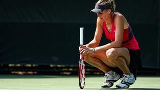 Konec. I když hlava by chtěla, tělo už nedovolí Vaidišové pokračovat v profesionálním tenise