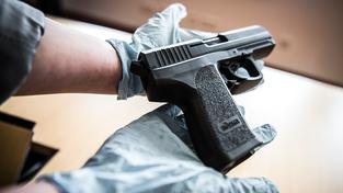 V Německu připadá na hlavu víc zbraní než kdekoli jinde v Evropě. Ilustrační snímek