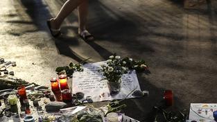 Pieta v Nice po útoku automobilového vraha
