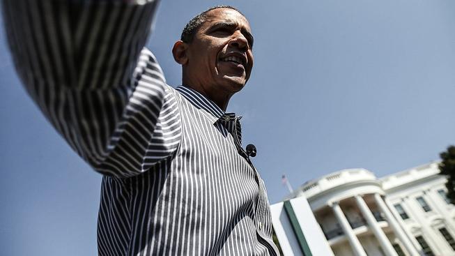Obama se stal prvním afroamerickým nájemníkem budovy, kterou kdysi postavili otroci
