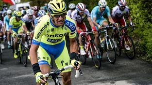 Mistr ČR Roman Kreuziger nebude v příští sezóně závodit v dresu stéje Tinkoff, ale za australský tým Orica-BikeExchange