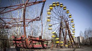 Od výbuchu v roce 1986 je z Černobylu krajina duchů