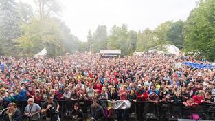 Sázavafest 2016 přinesl více diváků než v loňském ročníku