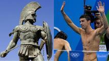 Na poslední chvíli. Phelps překonal 2168 let starý rekord a odešel jako ten největší