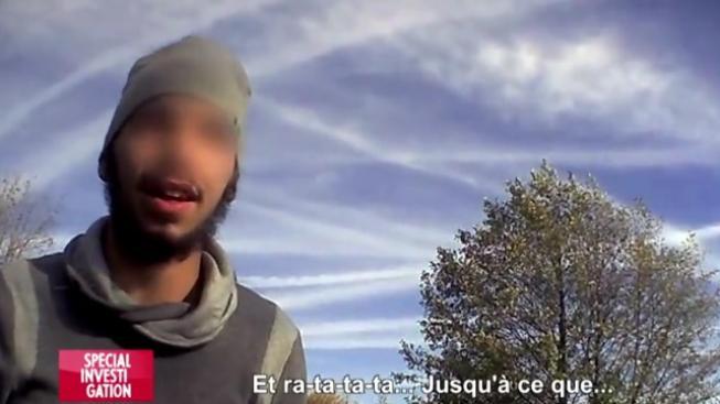 Ukázka z filmu Alláhovi vojáci