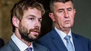Ministr spravedlnosti Robert Pelikán (ANO) souhlasí s návrhem Andreje Babiše, aby celníci mohli vyšetřovat trestné činy