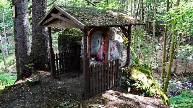 Lipnická kaple
