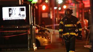 Na místě výbuchu zasahují záchranné složky
