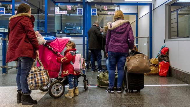 Část křesťanských uprchlíků se vrátila domů už v dubnu